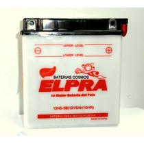 Baterias 12n5-3b / Especiales Para Todas Las Motos De 110 Cc