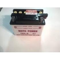 Bateria Moto Yb4 L B Moto Power Gla 110 Fx 125 Hot 90 Ciclo