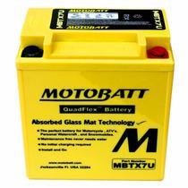 Bateria Motobatt Mbtx7u Reforzada Honda Cg Xr 250 Cbx250
