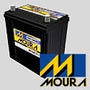 Bateria Moura M18 Sd 12x40 Ah Reforzada Honda Fit, City.