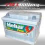 Batería Heliar Free F60dd 12x65 Para Autos A Nafta Y Gnc