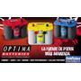 Bateria Optima Yellow D34/78 Doble Bornera!