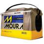 Bateria Para Autos Moura 12x90 Mi28td 4x4, Hilux, Mitsubishi