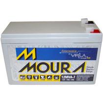 Bateria Estacionaria 12v-7ah - Tipo Vrla-agm Moura