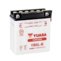 Bateria Yuasa Yb5lb La Mejor!!! Moto Delta