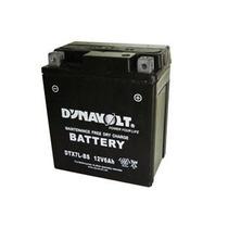 Bateria Dynavolt Ytx7l-bs Tornado Twister Fazer - Sti Motos