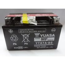 Bateria Yuasa Ytx7a - Bs