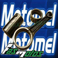 Biela Motomel Dakar 200 Muñon 30mm - Solo En Fas Motos.