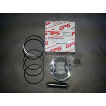 Kit De Piston Gilera Motard 200 Completo - Dos Ruedas Motos