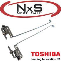 Juego Bisagras Toshiba Satellite M300, M305 - Zona Norte
