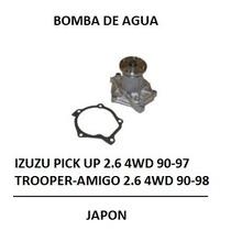 Bomba De Agua Izuzu Trooper-amigo-pick Up 2.6 Japon
