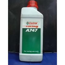 Aceite Castrol A747 %100 Sintetico!2t Competicion!fas Motos!