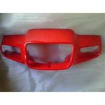Cubre Optica Guerrero Flash 110 Rojo - Dos Ruedas Motos