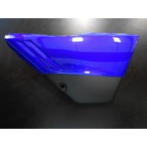 Cacha Lateral Suzuki Ax 100 Derecha Azul Original
