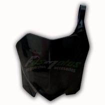 Portanumeros Honda Crf 450 Negro Solo En Fas Motos