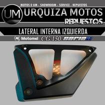 Cacha Lateral Interna Izquierda Motomel Cg 150 S2 Original