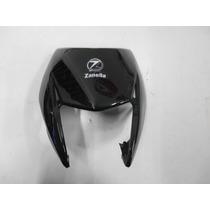 Cupulino Mascara Cubre Optica Zanella Zr 125 150 200 Negro O