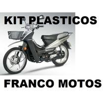 Kit De Plásticos Motomel Px 110cc Solo Franco Motos Moreno