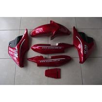 Kit Plasticos Gilera Vc 150 Rojo Original
