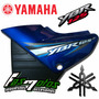 Cacha Bajo Asiento Azul Yamaha Ybr 125 Original Fas Motos!