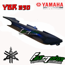 Colin Asiento Azul Yamaha Ybr 250 Fazer Original Fas Motos!