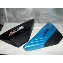 Cachas Laterales Suzuki Ax 100 Colores Varios ¡en Rocamoto!