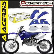 Kit Plasticos Yamaha Yz 125 250 06 - 12 Acerbis - Powertech
