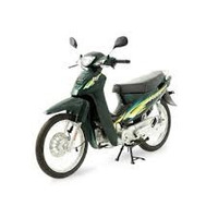 Kit Plasticos Appia Vectra 110cc Negro - 2r