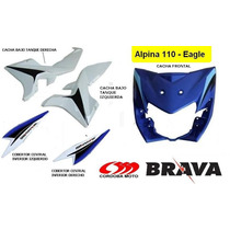 Kit De Cachas Brava Alpina 110 Eagle