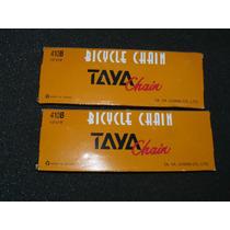 Cadenas Para Bicicletas Mountain Bike Marca Taya Nueva!!!