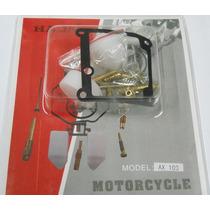 Kit De Reparacion De Carburador Susuki Ax-100 . Pr Motos!!