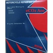 Kit Reparacion Carburador Xr 250 Honda Motos Japon Enduro Xr
