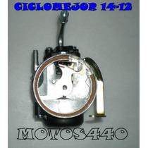 Carburador Ciclomotor 14/12 Zanella / Garelli Motos440!!!!!
