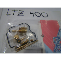 Kit Reparacion Carburador Ltz 400 Ksf Punzua Y Base Top Rac