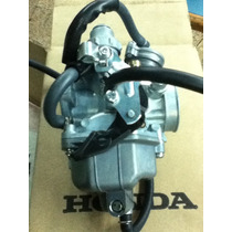 Carburador Genuino Original En Caja Honda Trx 250 2007/13