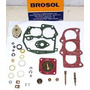 Reparacion Kit Carburador Ford Galaxi, Chevette Brosol 3e7