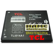 Baterias Celular Tcl 4110 Y 5120 Originales !!!