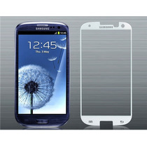 Vidrio Para Tu Tactil Touch Pantalla Glass Galaxy S3.