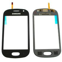 Touchscreen Vidrio Samsung Galaxy Fame S6810 Pantalla Tactil