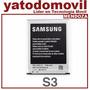 Mendoza Bateria Samsung Original Galaxy S3 I9300 I9305