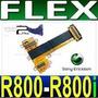 Flex Sony Ericsson Xperia Play R800a R800i Slider