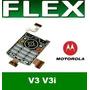 Motorola Flex V3 V3i V3e V3re C/ Sensor Teclado