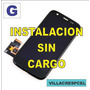 Display+touch Moto G 100%original / Instalacion Incluido