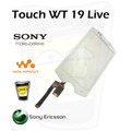 Touch Sony Ericsson Live Wt19 Blanco Walkman, Tactil Live