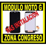 Modulo Moto G Xt1032 Display-touch + Instalacion Bonificada
