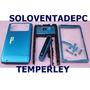 Carcasa Nokia N8 Azul C/tapa De Bateria Metalica Temperley