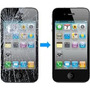 Vidrio Touch Pantalla Iphone 4 Original + Instalacion