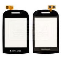 Touch Screen Samsung B3410 B 3410 Negro Blanco (colocado)