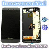 Modulo Blackberry Z10 4g Original Gtia 1 Año Inst Gratis