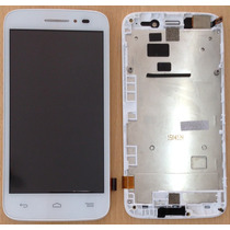 Display + Tactil Modulo Vidrio Marco Alcatel Pop 2 5042